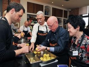 """""""Bring deinen Nachbarn zum Kochen"""": Sieger Kochwettbewerb"""