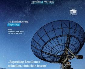 """10. Fachkonferenz Reporting: """"Reporting Excellence - schneller, einfacher besser"""""""
