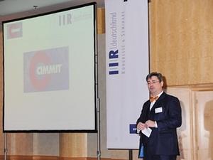CIMMIT öffnet Pforten am 20. und 21. November in Frankfurt