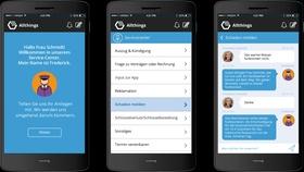3 Smartphones Verwalter-Apps