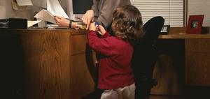 Keine fristlose Kündigung bei Mitbringen erkrankter Kinder