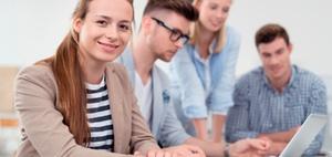 Die Karriereseiten der Dax-30-Unternehmen im Gender-Check