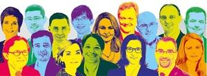 40 führende HR-Köpfe