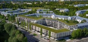 6B47 baut 175 Wohnungen in München-Johanneskirchen