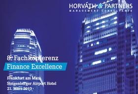 "8. Fachkonferenz ""Finance Excellence"" 2013"