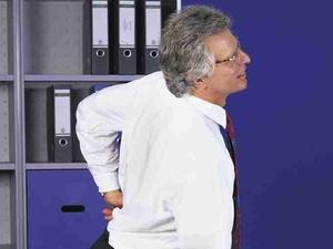Rückenleiden vorbeugen: Wenn die Bandscheiben nicht mehr wollen