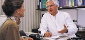 Einwilligung der Eltern für medizinischen Eingriff bei Kind