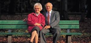 Hinterbliebenenversorgung: Altersabstandsklausel rechtmäßig