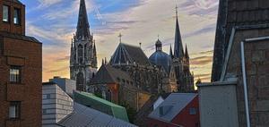 aik kauft zwei Wohnanlagen in Aachen