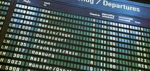 Reiserecht: Entschädigung bei Flugstornierung