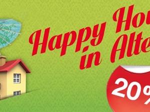 """Wohnungswirtschaft: """"Wohnungs-Happy-Hour"""" zur Neukundengewinnung"""