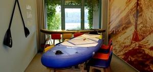 ABG Tagungszentrum mit neuen Kreativräumen