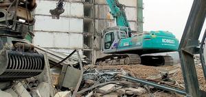 BGH: Nachbar haftet für Abriss-Schäden an Grenzwand