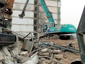 Abzug vergeblicher Bau-, Abriss- und Prozesskosten