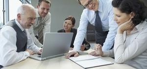 Studie: Betriebsräte an ihrer Arbeit gehindert