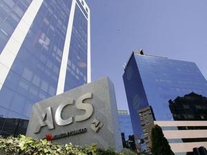 ACS erwägt Fusion mit Hochtief