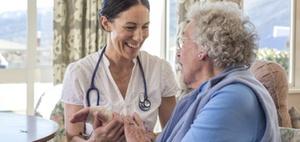 Pflegemindestlohn wird schrittweise erhöht