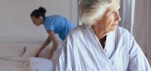 Mindestpersonalschlüssel für Pflegeheime