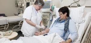 Mehr Pflegekräfte in Krankenhäusern als vor Corona-Pandemie