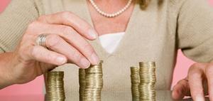 Übergabe von GmbH-Anteilen gegen Versorgungsleistungen