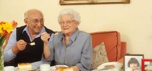 Krankheitsbedingte Heimunterbringung beider Ehegatten