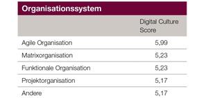 Digitale Unternehmenskultur: Dimensionen