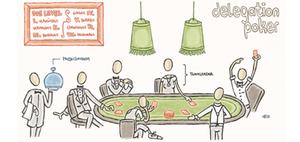 Delegation Poker: Agile Führung spielerisch lernen
