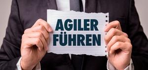 Davon profitieren das Unternehmen und die Kunden: Agile Führung