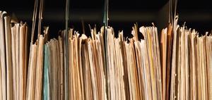 Digitalisierung von Personalakten eines Beamten durch Privatfirma