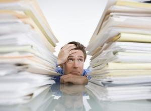 Fluktuation: Arbeitnehmer kündigen wegen Stress