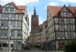 Aktivste Städte bei der Einzelhandelsvermietung, Platz 7: Hannover