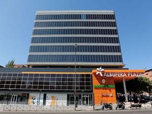 ECE managt Shopping-Center Albufera Plaza in Madrid