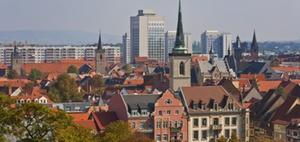 Verwaltungsreform in Thüringen geht voran