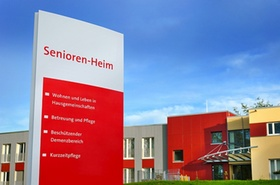 Altenheim, Pflegeheim