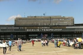 Alter Flughafen Berlin Tempelhof