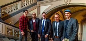 Wiesbaden: Nassauische plant Mietwohnungen im alten Gericht