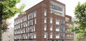 Projekt: Altoba plant 40 Wohnungen in Hamburg-Uhlenhorst