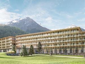 Althoff eröffnet Ameron Resorthotel in Davos