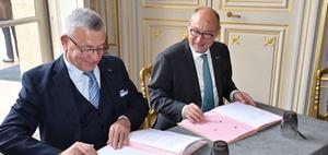 Vonovia und französische Groupe SNI kooperieren