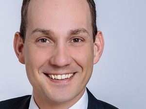 Neuer Bereichsleiter bei Grossmann & Berger