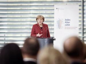 Bundeskabinett berät Demografiestrategie