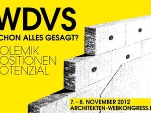Termin für die Wohnungswirtschaft: Zweiter Webkongress für Archit