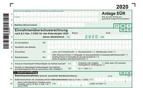 Anlage-EUER-EÜR-2020_Ausschnitt