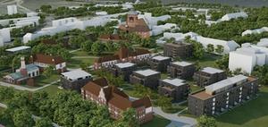 Anscharpark Kiel: Vier Wohnungsgenossenschaften, ein Projekt