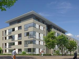 """Apartmenthaus """"Am Weißen Stein"""" in Langen kann gebaut werden"""