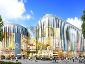 """Baustart für 290-Millionen-Euro-Projekt """"Aquis Plaza"""""""