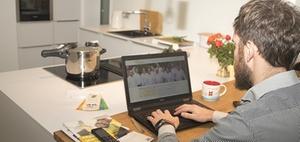 Studie Homeoffice in der Corona-Krise: Vergleich zum Büro