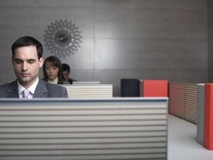 Das Büro in der Box