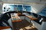 Arbeitsessen, Yacht, Luxus