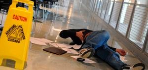Corona: Zahl der Arbeitsunfälle im ersten Halbjahr 2020 gesunken